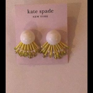 Kate Spade Earrings Brand New